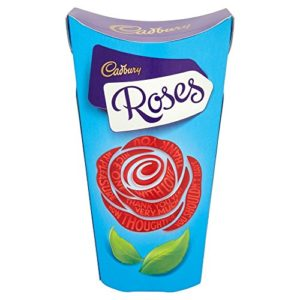 Cadburys Roses Large - 321g - Pack of 2 (321g x 2 Boxes)