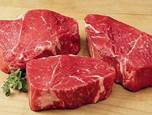 (5) Halal Wagyu-Kobe 12oz Top Sirloin Steaks $19.99 Each