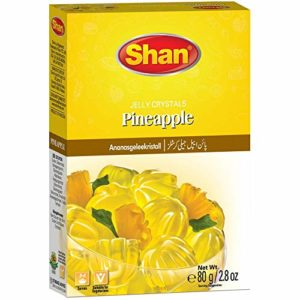 Shan Halal Pineapple Jelly Crystals