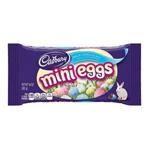 CADBURY Easter Chocolate Candy, Mini Eggs, 10 Ounce (Pack of 4)