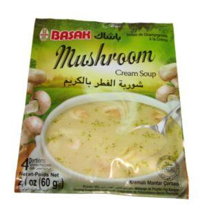 Basak Halal Mushroom Cream Soup 60g