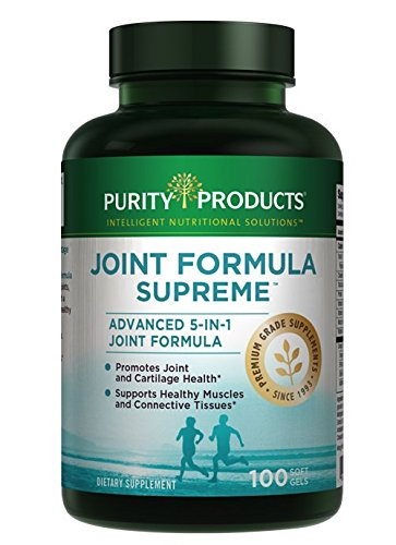 Purity Products - Joint Formula Supreme - 100 Softgels