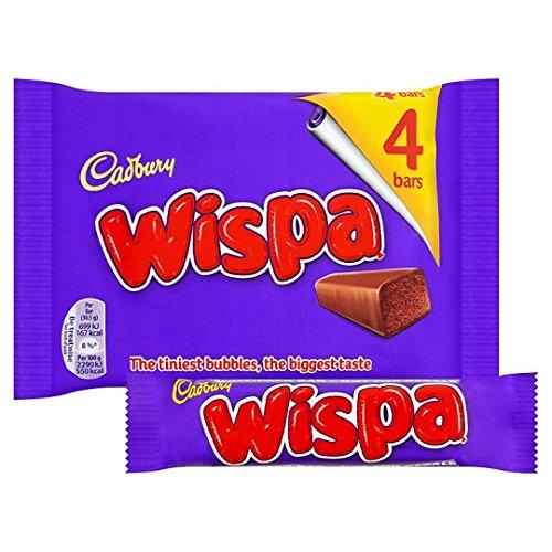 Original Cadbury Wispa Chocolate Bar Pack Imported From The UK England Cadbury Wispa Chocolate Multipack