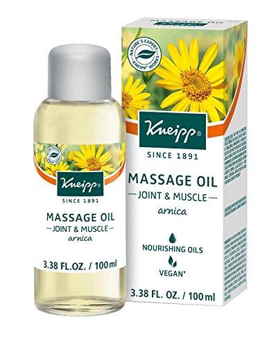 Kneipp Massage Oil, Arnica, Joint & Muscle, 3.38 fl. oz.