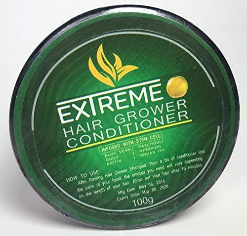 Prestige Extreme Hair Grower Conditioner - Aloe Vera, Minoxidil, Patchouli, Gugo, Biotin, Argan Oil