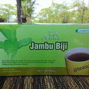 2 x 20 TeaBags Psidium Guajava Guava Leaves Pure Herbal Halal Tea