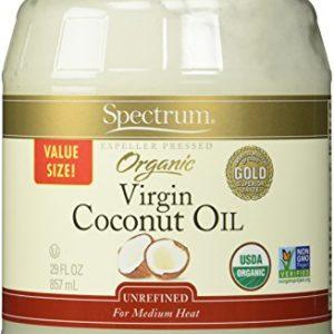 Spectrum Naturals Organic Virgin Coconut Oil, 29 Ounce