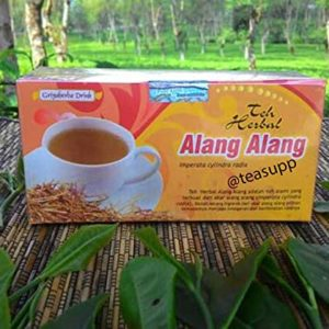 2 x 20 TeaBags Red Baron Reed Imperata cylindra radix Pure Herbal Halal Tea