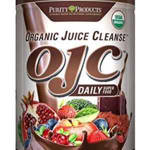 Certified Organic Juice Cleanse (OJC) - Dark Chocolate Surprise, 9.52 oz (270g)