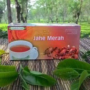 2 x 20 TeaBags Zingiber officinale L rhizo Red Ginger Pure Herbal Halal Tea