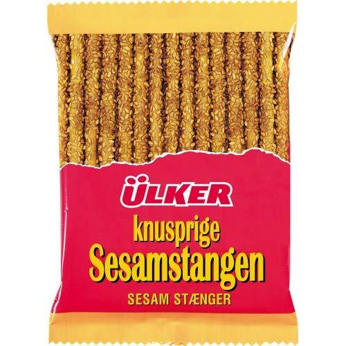 Ulker Sesame Stick Cracker Halal 125gr X 2 pcs = 250gr