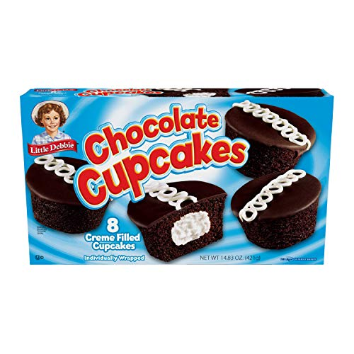 Little Debbie Chocolate Cupcakes - 2 Pack