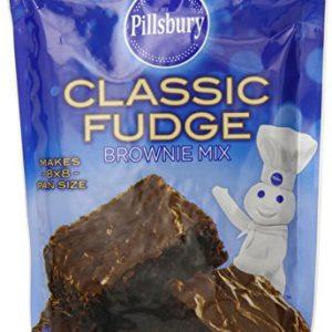 Pillsbury Classic Fudge Brownie Mix, 10.25 Ounce