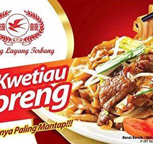 Halal Instant KweTiau Goreng Fried Rice Noodle 2.3oz