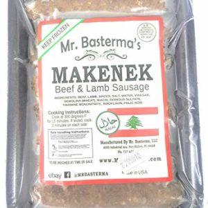 MR BASTERMA $10.99 BASTURMA BASTIRMA MAKANEK halal lebanese sausage makanek