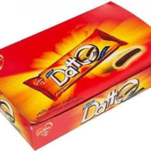 Halal Bisco Misr Datto Biscuit Filled With Dates 12 Peice 384