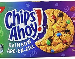 Chips Ahoy! Rainbow Chocolate-Chip - Cookies, 300 Grams