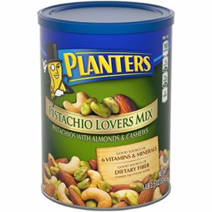 Planters Salted Pistachio (2.5 oz Canister)