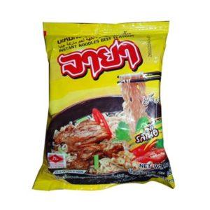 Halal Jaya Instant Noodles Beef Flavour - Pack of 6