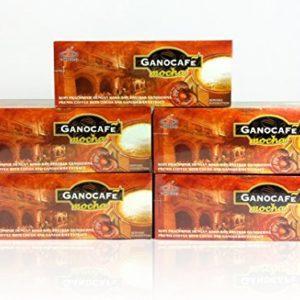 5 Boxes of Gano Excel Ganoderma Mocha