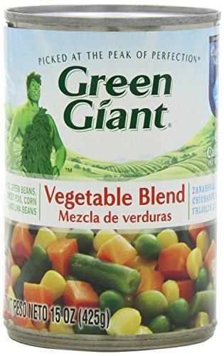 Green Giant Vegetable Blend, 15 oz (4 Pack)