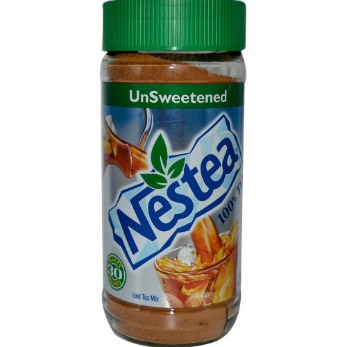 Nestea Instant Unsweetened Tea 100% Net 3 Oz