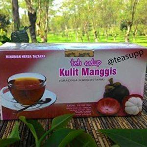 2 x 20 TeaBags Mangosteen Garcinia Mangostana Pure Herbal Halal Tea