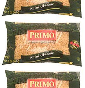 PRIMO, Acini di Pepe Pasta, 32 oz (Pack of 3)