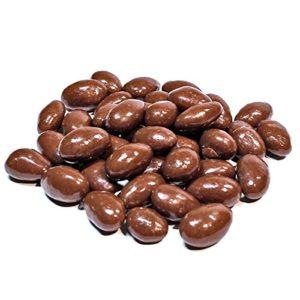 Lang's Chocolates Dark Chocolate Covered Almonds 16 oz bag