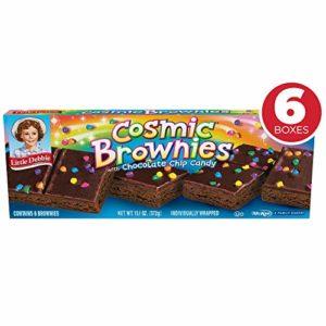 Little Debbie Cosmic Brownies - 6 Pack