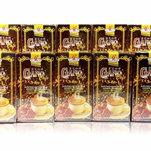 Gano Excel 10 Boxes Ganoderma 3 In 1 Coffee