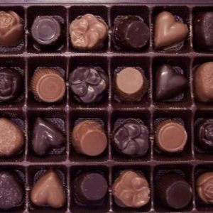 32pc Assorted Gourmet Chocolate Certified Kosher-Dairy & Halal, Assorted Milk Chocolates