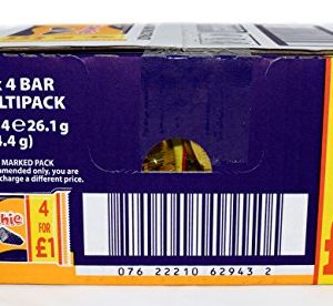 Cadbury Crunchie 26.1g Bars - Pack of 40