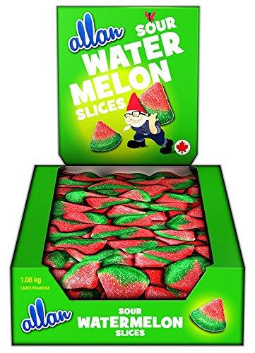 Allan Sour Watermelon Slices 200pcs