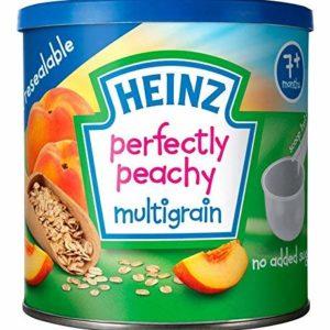 Heinz 7+ Months Perfectly Peachy Multigrain 240g