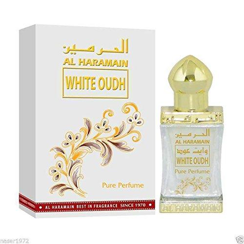 White Oudh By Al-Haramain - 12 ml USA Seller-middle east.