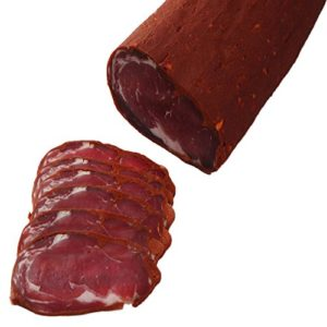 Bastirma Cured Dried Beef 8oz Pack of 1 Glatt Kosher Beth Yoseph ( Halal )