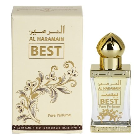 Al Haramain Best Attar - 12 ml USA Seller-