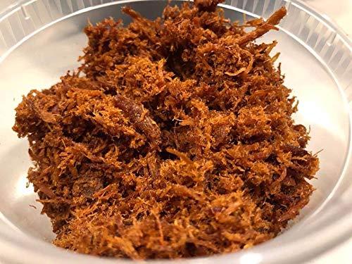 Abon Ayam Pedas/Chicken Floss Spicy (Halal) 100g (Pack of 1)