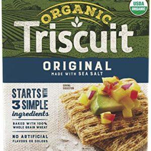Triscuit Organic Original Crackers, 7 Oz