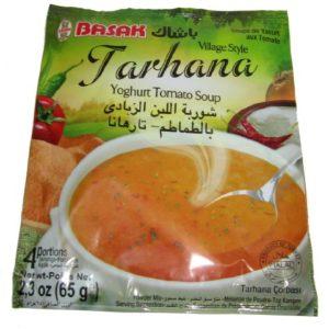 Basak Halal Yogurt Tomato Soup