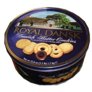 Royal Dansk Butter Cookies 4 Lb.