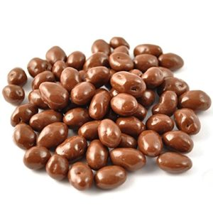 Lang's Chocolates Milk Chocolate Covered Peanuts 8 ounce bag
