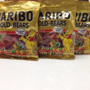 Haribo Halal Gold Bears 100g X 3 (Altin Ayicik)!! Turkish