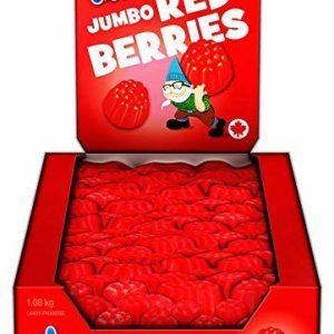 Allan Jumbo Red Berries 200pcs