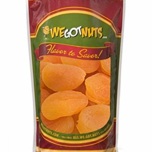 We Got Nuts Dried Turkish Apricots in Resalable Bag, 2 Lbs (2lb)