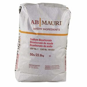 AB Mauri Baking Soda (Sodium Bicarbonate) - 50 lb Bulk