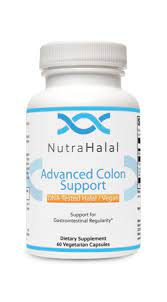 NutraHalal Advanced Vitamin C Formula - Halal DNA Tested High Potency Vitamin C for Men, Women and Children - 120 Count