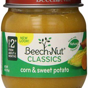 Beech-Nut Classics, Chiquita Bananas, 4 Ounce