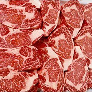 Halal Wagyu-Kobe 16oz Beef Ribeyes